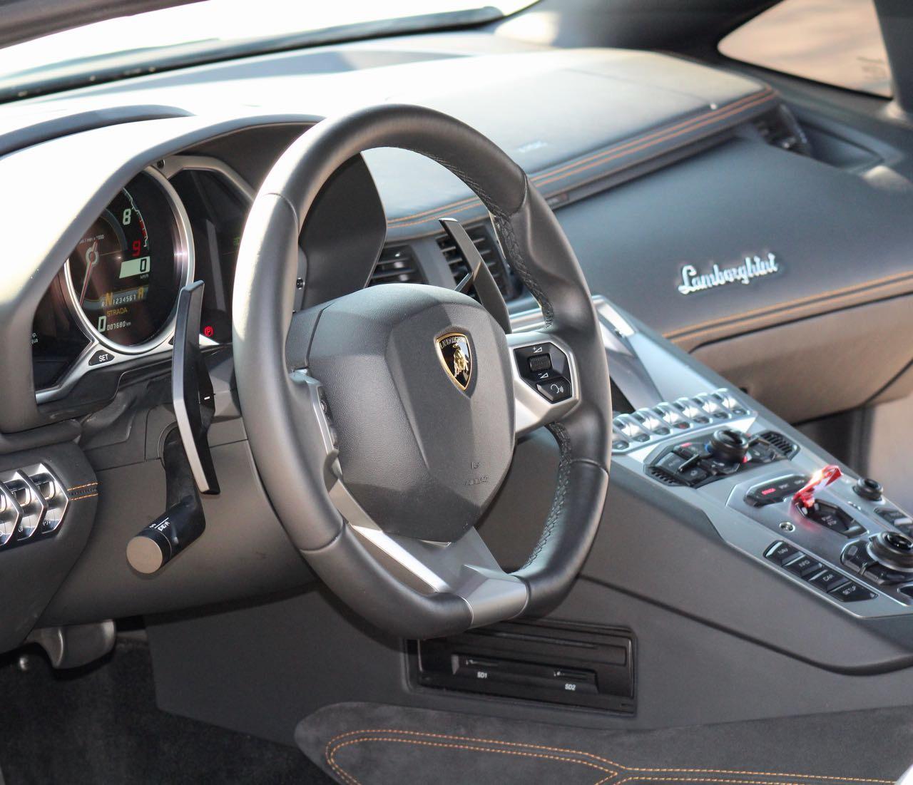 Lamborghini Aventador Rental: Luxury Car Rental Dubai