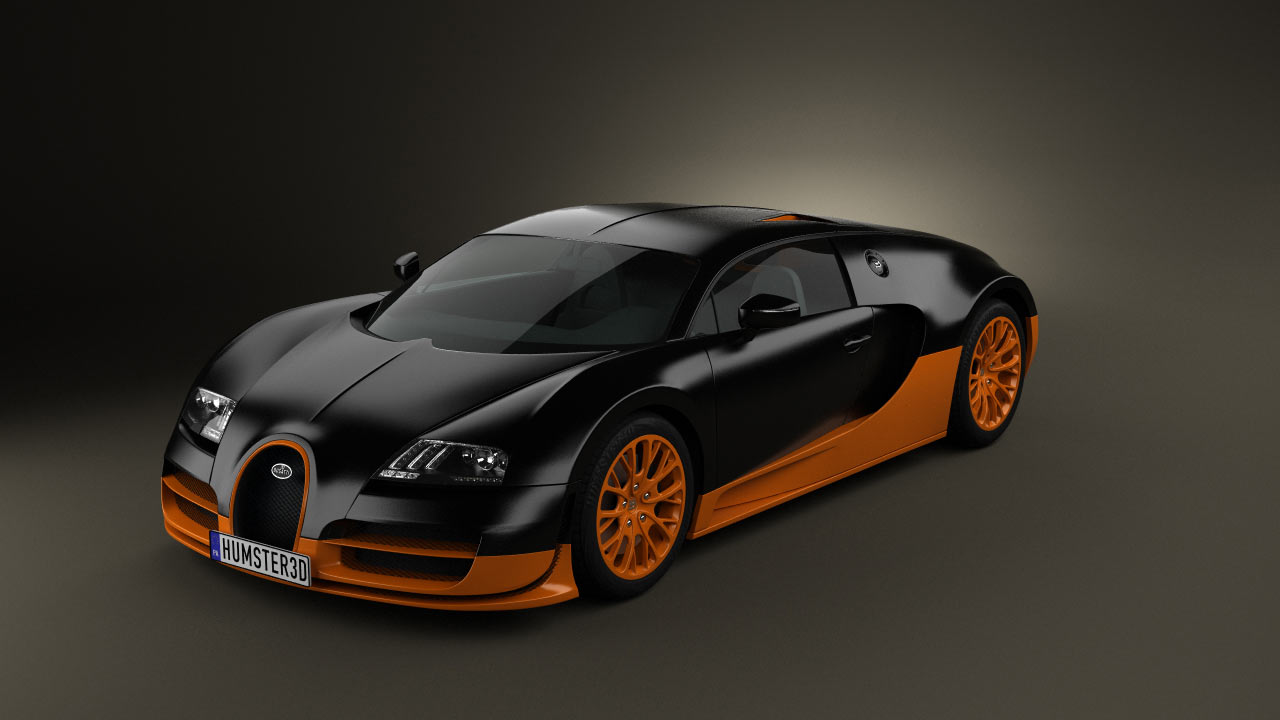 Bugatti Veyron Grand Sport Edition
